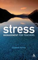 Stress Management for Teachers Pdf/ePub eBook