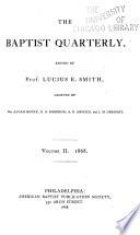 The Baptist Quarterly