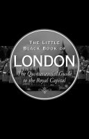 The Little Black Book of London, 2014 edition