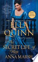 The Secret Life of Miss Anna Marsh Book PDF