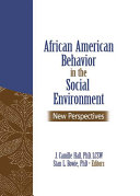African American Behavior in the Social Environment Pdf/ePub eBook