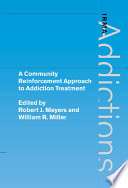 A Community Reinforcement Approach To Addiction Treatment Book PDF