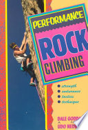 """Performance Rock Climbing"" by Dale Goddard, Udo Neumann"