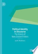 Political Identity in Discourse