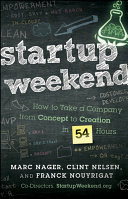 Startup Weekend: How to Take a Company From Concept to ...