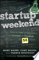 Startup Weekend Book PDF
