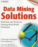 Data Mining Solutions Book