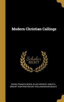 Modern Christian Callings Book PDF