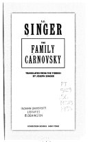 The Family Carnovsky