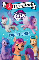 My Little Pony  Ponies Unite Book PDF