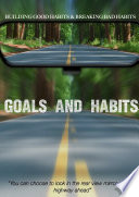Daily Habits and Goals Book