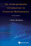 An Undergraduate Introduction to Financial Mathematics Book