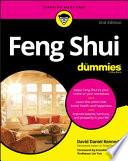Feng Shui For Dummies Book