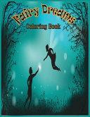 Fairy Dreams Coloring Book