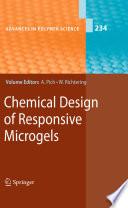 Chemical Design of Responsive Microgels