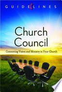 Guidelines for Leading Your Congregation 2013 2016   Church Council