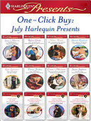 One-Click Buy: July Harlequin Presents
