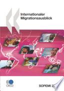 Cover image of Internationaler Migrationsausblick 2007