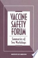 Vaccine Safety Forum