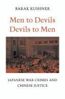 Pdf Men to Devils, Devils to Men