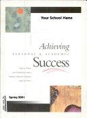Achieving Personal   Academic Success