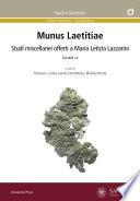 Munus Laetitiae