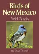 Birds of New Mexico