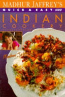 Madhur Jaffrey s Quick   Easy Indian Cookery