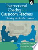 Instructional Coaches and Classroom Teachers Book PDF