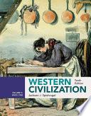 Western Civilization  Volume II  Since 1500 Book