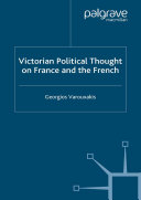 Pdf Victorian Political Thought on France and the French Telecharger