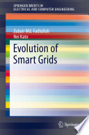 Evolution of Smart Grids Book