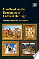 Handbook on the Economics of Cultural Heritage Book