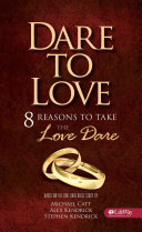 Dare to Love - Booklet