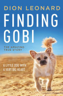 link to Finding Gobi : a little dog with a very big heart in the TCC library catalog
