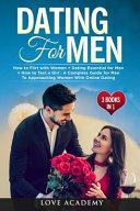 Dating for Men  3 Books in 1