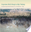 Coyotes Still Sing in My Valley Book PDF