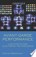 Avant Garde Performance Book PDF
