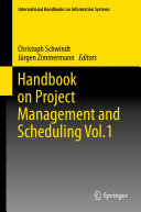 Handbook on Project Management and Scheduling