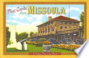 Post Cards From Missoula Book