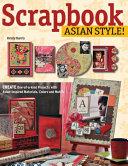 Scrapbook Asian Style!