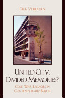 United City  Divided Memories