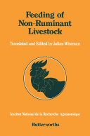 Feeding of Non-ruminant Livestock