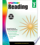 Spectrum Reading Workbook Grade 2