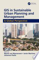 GIS in Sustainable Urban Planning and Management  Open Access