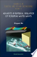 Advances In Numerical Simulation Of Nonlinear Water Waves Book PDF