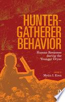 Hunter Gatherer Behavior Book