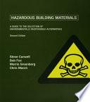 Hazardous Building Materials Book PDF