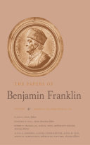 Pdf The Papers of Benjamin Franklin