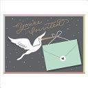 Cheree Berry Stork Stops Here Baby Shower Invite Notecards